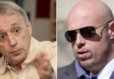 Zbog objava na društvenim mrežama podnesena krivična prijava protiv Tegeltije i Vasića