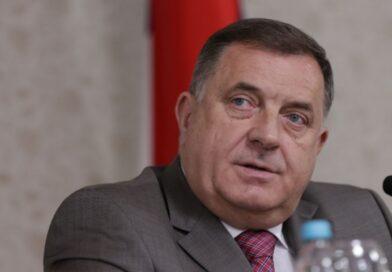 Milorad Dodik se sam prijavio Tužilaštvu Bosne i Hercegovine