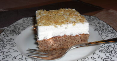 Starinski kolač od oraha